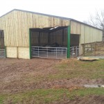 Agricultural shed 40ft x 60ft .