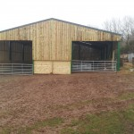 Agricultural shed 40ft x 60ft