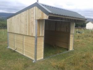 Feild shelter